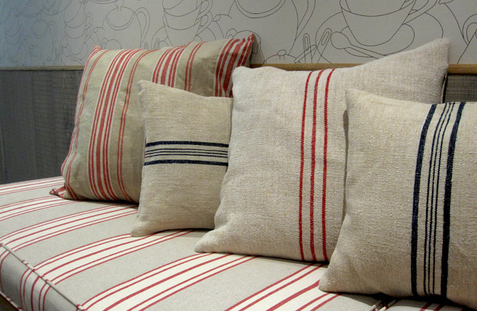 Melrose and Morga shop interior designer - Soft Furnishings