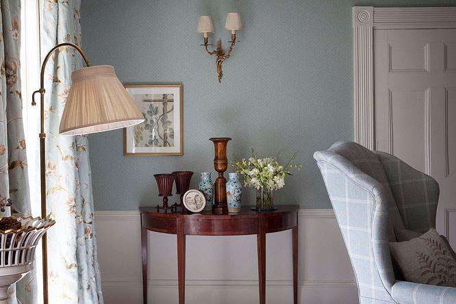 Attractive Residential Interior Design   Furniture